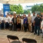 """Benefician con mobiliario """"En Marcha"""" a huanimarenses"""