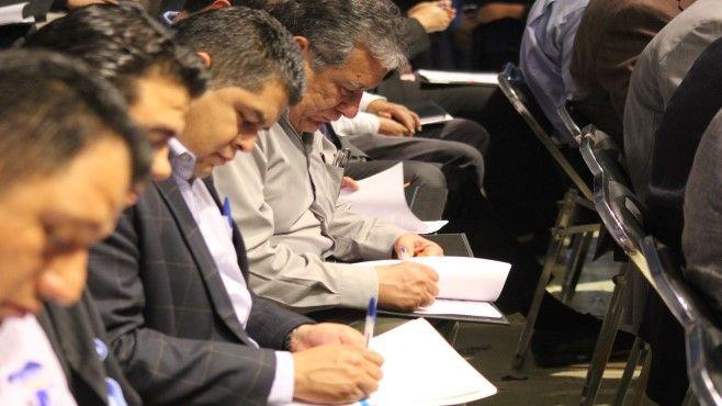 Photo of Firma convenio del Programa Más 2017