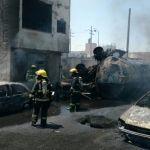Explosión de pipa desencadena en muerte de federal