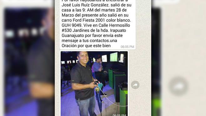 Photo of Investigan desaparición de irapuatense