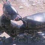 Recuperan una moto con reporte de robo y aseguran al conductor