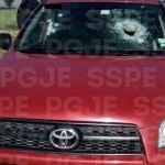 Aseguran en Pénjamo un vehículo con reporte de robo en el estado de Michoacán