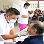 Brigadas Dentales llegan a Personas Adultas Mayores en Apaseo el Alto