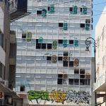 Grafiteros ¡hacen de las suyas en las alturas!