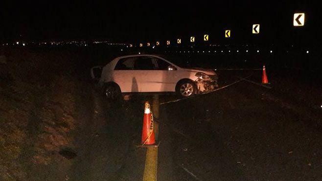 Photo of Abasolense impacta su automóvil y pierde la vida