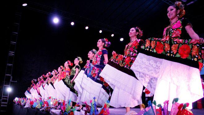 Photo of El Ballet Folklórico de la Universidad de Guanajuato pondrá de fiesta al Palacio de Bellas Artes