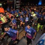 Disfrutan mil 500 corredores de la Primer Carrera Nocturna de Irapuato