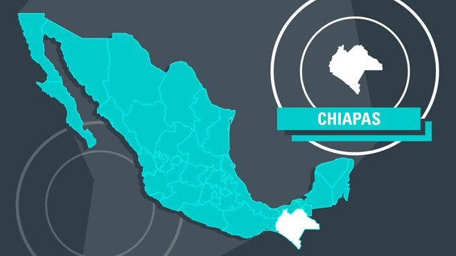 Photo of Sismo de 5.3 grados sacude Chiapas; no hay daños