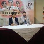 """Arturo Macías """"El Cejas"""", Joselito y Luis David Adame, una corrida de """"Revolución"""""""