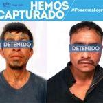PGJE esclarece crimen de joven en Irapuato y con la SSPE aprehenden a dos inculpados