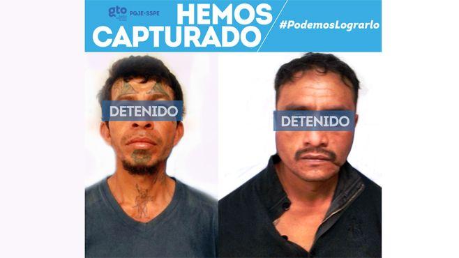 Photo of PGJE esclarece crimen de joven en Irapuato y con la SSPE aprehenden a dos inculpados