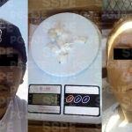 "Aseguran en Valle de Santiago a dos hombres en posesión de nueve dosis de ""cristal"""