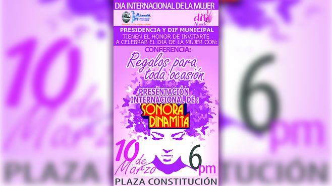Photo of Presidencia y DIF municipal preparan gran festejo para las mujeres