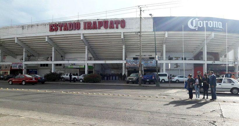 Photo of Municipio embargará estadio Irapuato