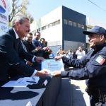 Anuncia alcalde inversión de 25 mdp para segunda etapa de el CIPOL e incremento salarial a policías