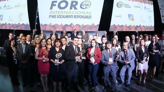 Photo of Participa Miguel Márquez en el Foro Internacional de PYMES Socialmente Responsables 2017