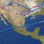 Se esperan ligeras lluvias en algunas regiones del estado de Guanajuato