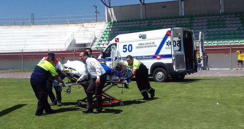 Photo of Cuatro personas fallecieron en accidente de PEMEX Salamanca; heridos muy graves