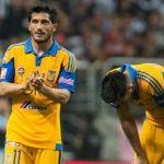"""""""Juninho"""", """"Chilindrina"""" y """"Palmera"""" son baja por lesión en Tigres"""