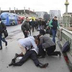 Atentado en Parlamento Británico deja 4 muertos y20 heridos