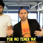 "Eugenio Derbez parodia video de Enrique Iglesias ""Súbeme la radio"" junto a Werevertumorro"