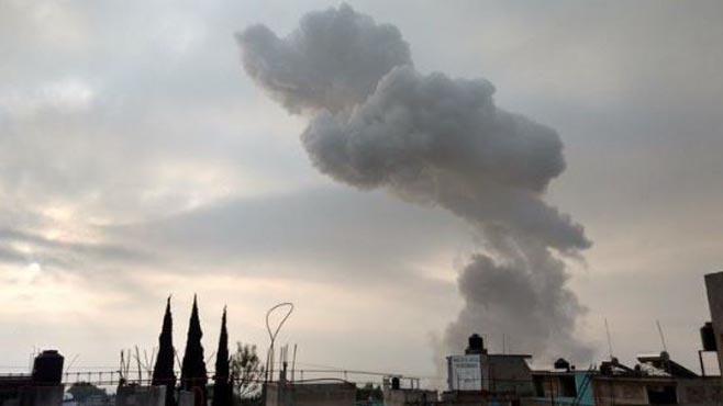 Photo of Explosión en Tultepec deja 4 muertos