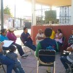 """Imparten conferencia """"Violencia Intrafamiliar"""" a mujeres neopoblanas"""