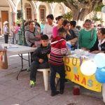 Entregan apoyos PROSPERA en Pueblo Nuevo