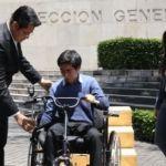 Desarrollan alumnos del IPN silla de ruedas solar