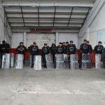 Policía resguarda partido de la Trinca-Celayense para evitar desmanes