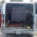 Detectan en Irapuato vehículo volcado que transportaba hidrocarburo robado