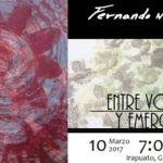 """Este viernes se inaugura en el museo de la ciudad la exposición """"entre volar y emerger"""" de fernando negrete"""