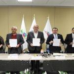 Firma diputado Rigoberto Paredes iniciativa de reforma a la Ley de Instituciones y Procedimientos Electorales para el Estado de Guanajuato