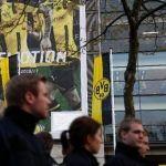 Explosión daña autobús del Borussia Dortmund