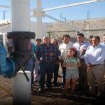 """Con tanque elevado de 500 mil litros, la cabecera municipal con """"Agua para Todos"""