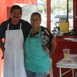 """""""Doña Paty"""" y el arte de hacer gorditas"""
