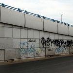 "Puente Bicentenario ""Mural del Graffiti"""