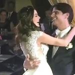 Ximena Navarrete se casó