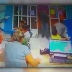 Graban asalto a punta de pistola a cliente en ciber