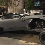 Alcalde de Guerrero choca su auto de casi 6 millones