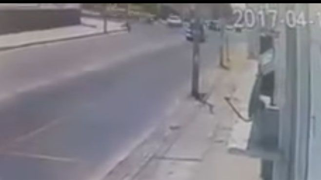 Photo of Difunden video del momento exacto del trágico accidente en León