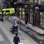 Atentado en Estocolmo deja 4 muertos