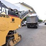 Hoy inició el mantenimiento mayor en Avenida del Trabajo y el lunes en Avenida Guanajuato