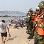 Balacera en el puerto de Acapulco deja un muerto y seis heridos