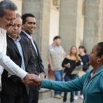 Encabeza el alcalde Ricardo Ortiz la entrega de becas del programa de apoyo a la educación