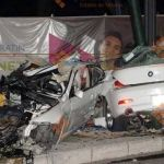 Conductor del BMW conoció a sus víctimas la noche de la tragedia