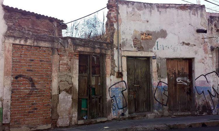 """Photo of """"La otra cara""""; las ruinas de Irapuato"""