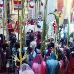 Inicia la Semana Santa en Iztapalapa con el Domingo de Ramos