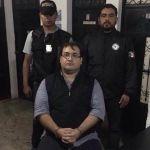 México anuncia la detención del exgobernador de Veracruz fugado, Javier Duarte, en Guatemala