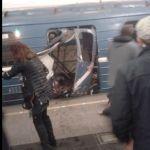 Al menos 10 muertos en explosión del metro de San Petersburgo